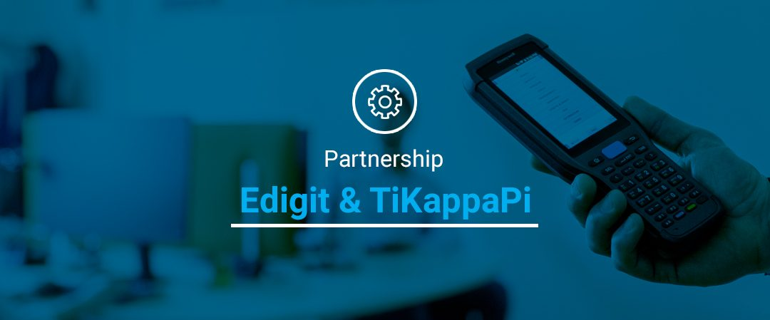 Edigit e TiKappaPi uniscono le forze per supportare i clienti in ambito di Innovation Technology nel definire un nuovo livello di business organization e di efficienza operativa